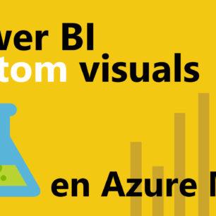 Custom Visuals Azure ML